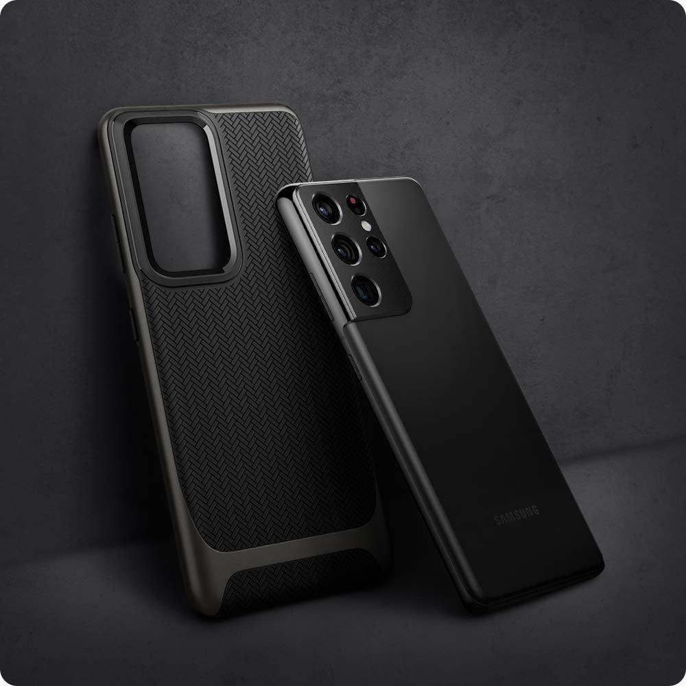 Spigen Case Neo Hybrid For Galaxy S21 Ultra 5g (1)