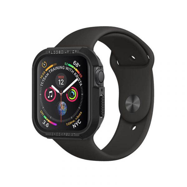 Spigen Rugged Armor Case For Apple Watch Series 4 44mm (1)
