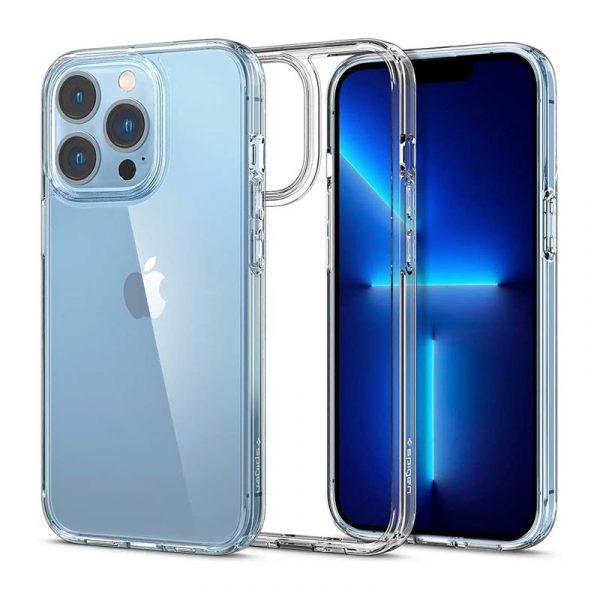 Spigen Ultra Hybrid Transparent Case For Iphone 13 13 Pro 13 Pro Max (1)