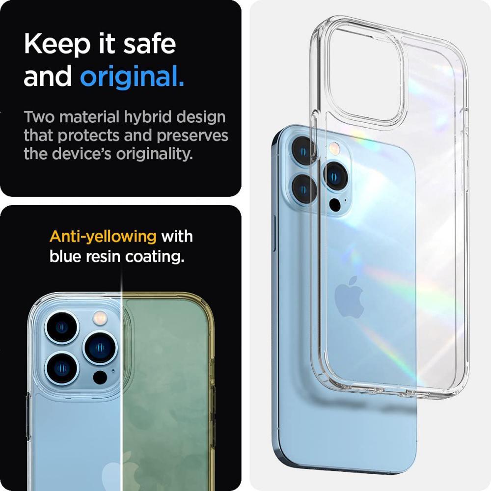 Spigen Ultra Hybrid Transparent Case For Iphone 13 13 Pro 13 Pro Max (4)