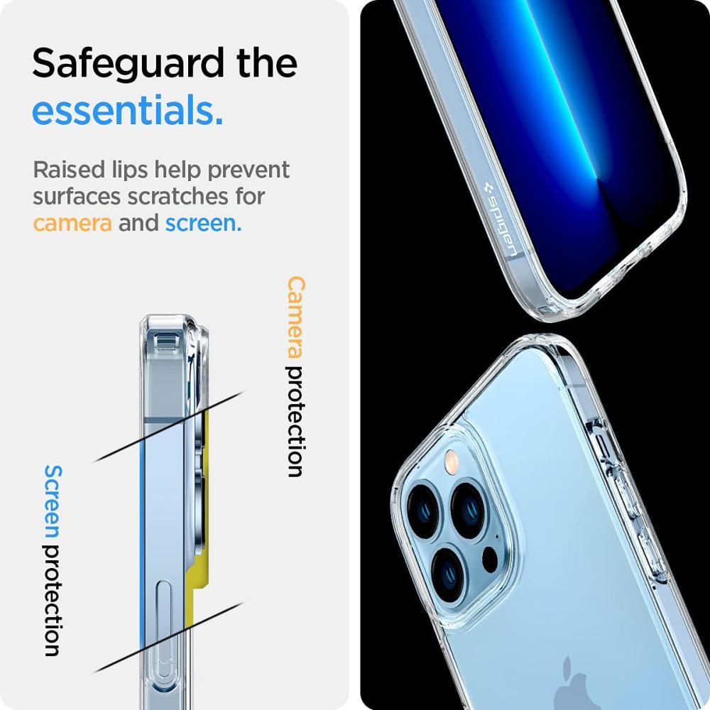 Spigen Ultra Hybrid Transparent Case For Iphone 13 13 Pro 13 Pro Max (5)