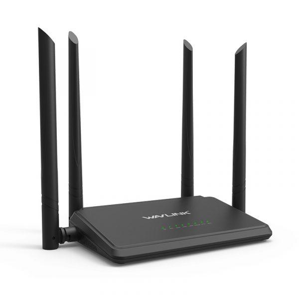 Wavlink Ark R4 N300 Wireless Smart Wi Fi Router (1)