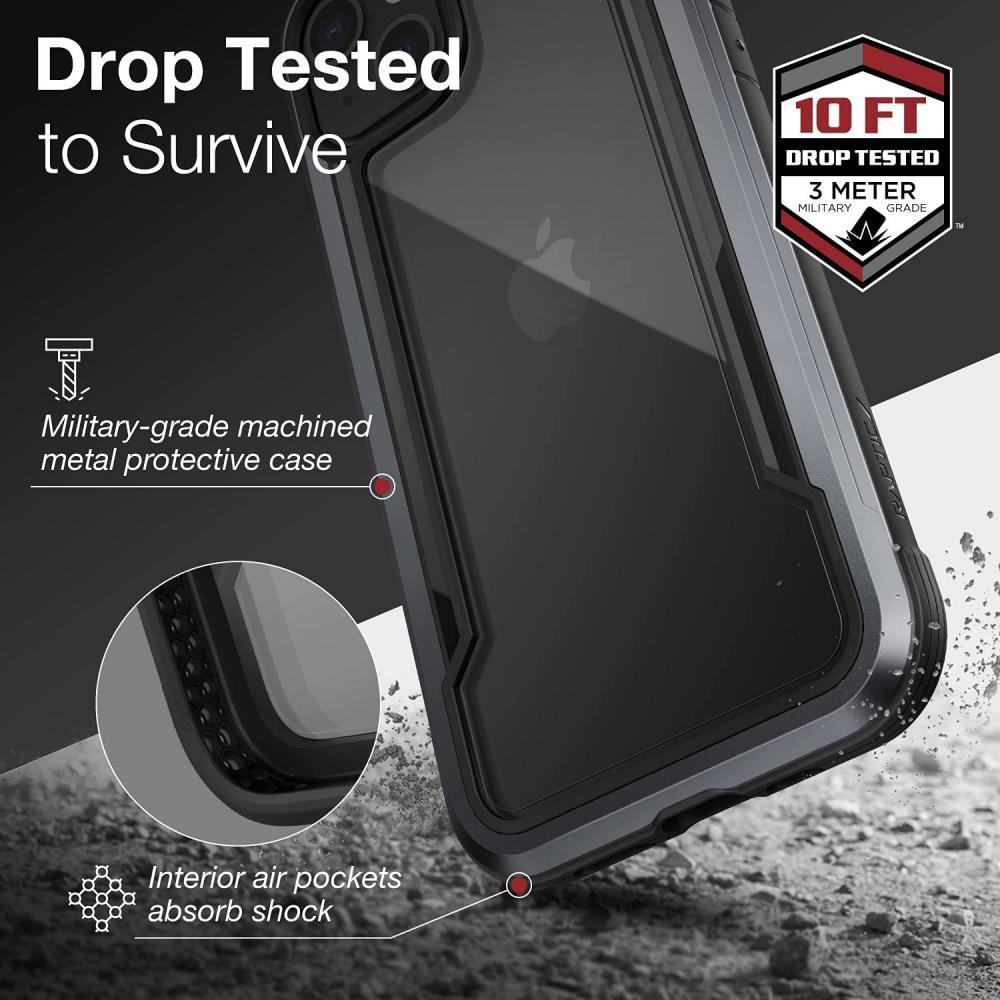 X Doria Defense Raptic Shield Case For Iphone 13 Series (8)