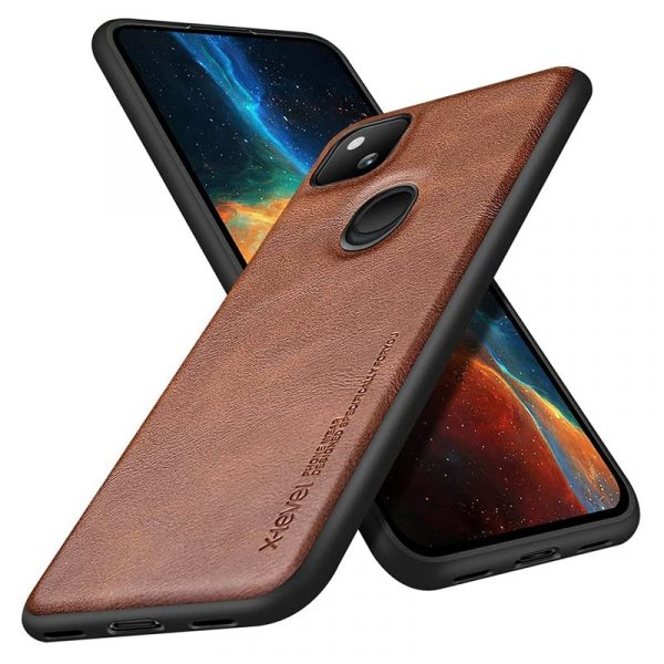 X Level Earl Iii Pu Leather Case For Google Pixel 4a (4)
