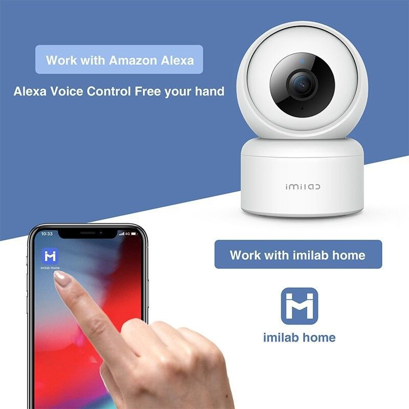 Xiaomi Imilab C20 Home Security Camera (6)