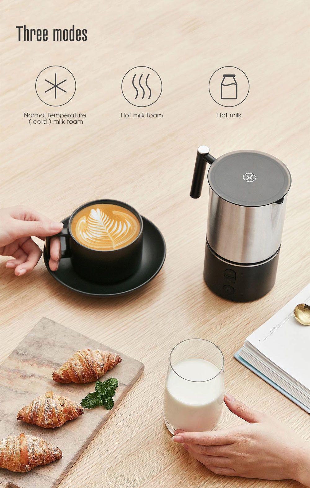 Xiaomi Scishare S3101 Electric Milk Frothing Machine Diy Coffee (3)
