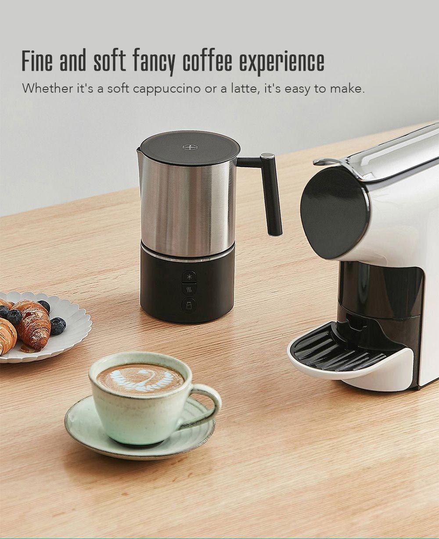Xiaomi Scishare S3101 Electric Milk Frothing Machine Diy Coffee (4)
